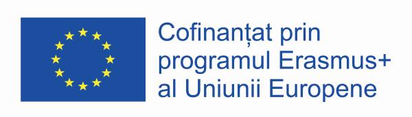 Erasmus+ Logo Ro